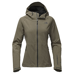The North Face Apex Flex GTX Jacket Women's, New Taupe Green Heather, 256