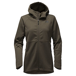 The North Face Apex Risor Hoodie Women's, New Taupe Green Heather, 256