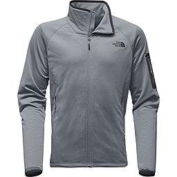 The North Face Borod Full Zip, Mid Grey-Asphalt Grey, 256