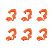 Feelfree Unitrack Orange Clips Pack, , medium