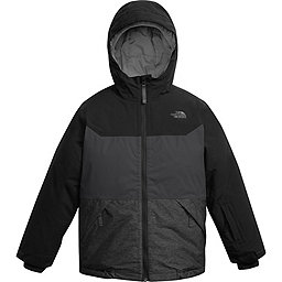 The North Face Brayden Insulated Jacket Boys, TNF Black, 256