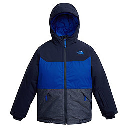 The North Face Brayden Insulated Jacket Boys, Cosmic Blue, 256