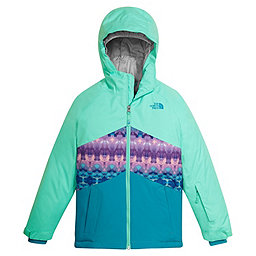 The North Face Brianna Insulated Jacket Girls, Bermuda Green, 256