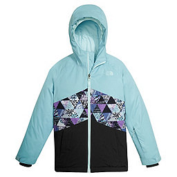 The North Face Brianna Insulated Jacket Girls, Nimbus Blue, 256