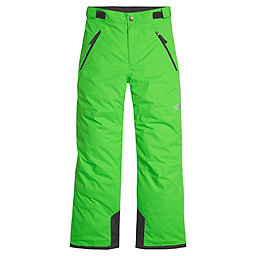 The North Face Freedom Insulated Pant Boys, Krypton Green, 256