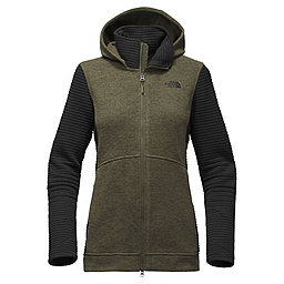 The North Face Indi 2 Hoodie Parka Women's, New Taupe Green Heather, 256