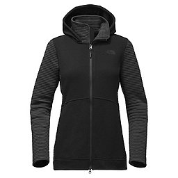 The North Face Indi 2 Hoodie Parka Women's, TNF Black Heather, 256