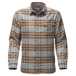 The North Face LS Thermocore Shirt, High Rise Grey Plaid, 256