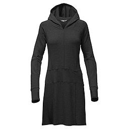 The North Face LS Tnf Terry Dress Women's, TNF Black, 256