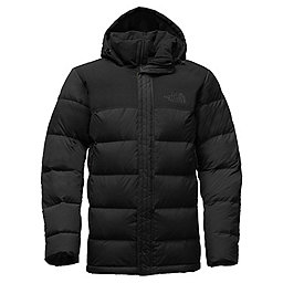 The North Face Nuptse Ridge Parka, TNF Black-TNF Black, 256