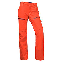 The North Face Powder Guide Pant Women's, Fire Brick Red, 256