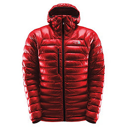 The North Face Summit L3 Proprius Down Hoodie, Fiery Red, 256