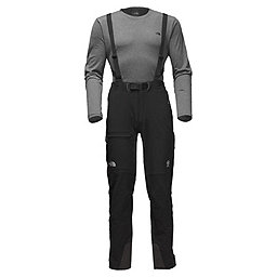 The North Face Summit L4 Softshell Pant, TNF Black-TNF Black, 256