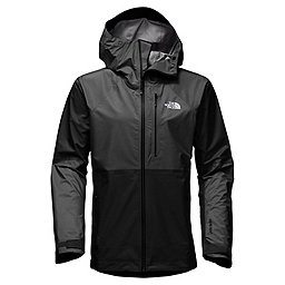 The North Face Summit L5 Fuseform GTX Jacket, TNF Black-Mid Grey Fuse, 256