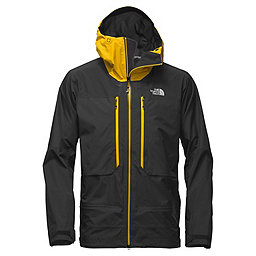 The North Face Summit L5 GTX Pro Jacket, TNF Black-Canary Yellow, 256
