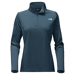 The North Face Tech Glacier 1/4 Zip Women's, Ink Blue, 256