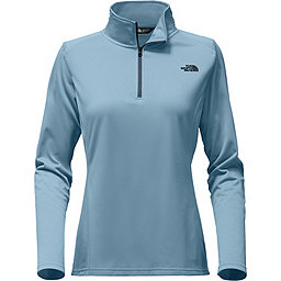 The North Face Tech Glacier 1/4 Zip Women's, Provincial Blue, 256