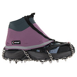 Kahtoola CONNECT Gaiter Low, Plum-Gray, 256