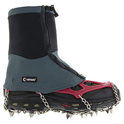 Kahtoola CONNECT Gaiter Mid, Gray-Charcoal, 256