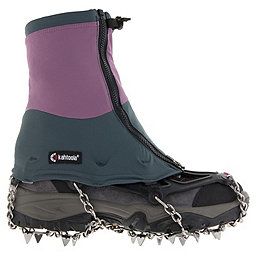 Kahtoola CONNECT Gaiter Mid, Gray-Plum, 256