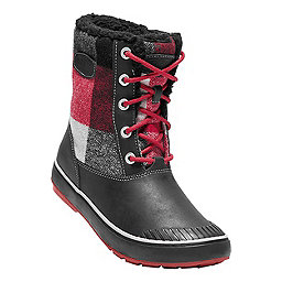 KEEN Elsa Boot WP Women's, Black-Red Dahlia, 256