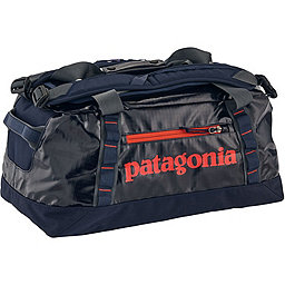 Patagonia Black Hole Duffel 45L, Navy Blue-Paintbrush Red, 256