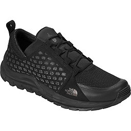 The North Face Mountain Sneaker, TNF Black-Smoked Pearl, 256