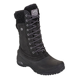 The North Face Shellista II Mid Women's, TNF Black-Plum Kitten Grey, 256