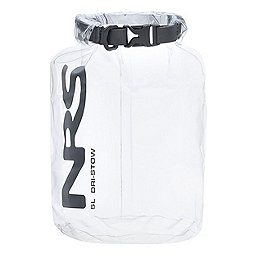 NRS Dri-Stow Dry Sack, Clear, 256