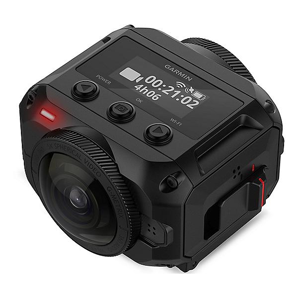 Garmin VIRB 360 Camera, Black, 600