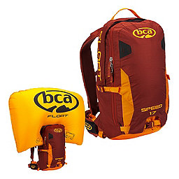 Backcountry Access Float 17 Speed Backpack, Maroon-Orange, 256