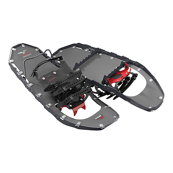 MSR Lightning Ascent Snowshoes Women's, Gunmetal, 600
