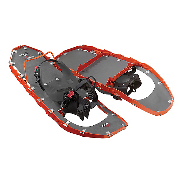 MSR Lightning Explore Snowshoes, International Orange, 600