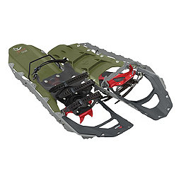 MSR Revo Ascent Snowshoes, Olive, 256