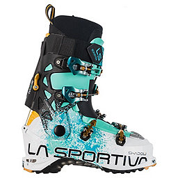 La Sportiva Shadow Ski Boot Women's, White Mint, 256