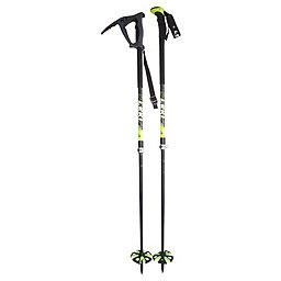 Leki Aergon 2 Condor Ski Poles, Yellow-Black, 256