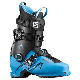 Salomon S-Lab MTN Ski Boot, Transcend Blue-Black, 256
