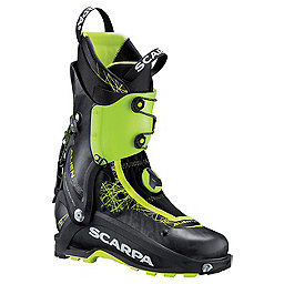 Scarpa Alien RS Ski Boot, Carbon Black, 256