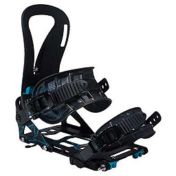 Spark R&D Arc Splitboard Bindings Women's, Black-Teal, 256