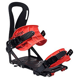Spark R&D Surge Splitboard Bindings, Red, 256