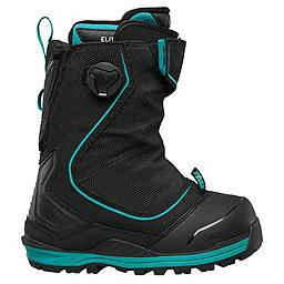 Thirtytwo Jones MTB Snowboard Boot Women's, Black-Teal, 256