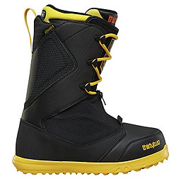 Thirtytwo Zephyr Jones Snowboard Boot, Black-Yellow, 256