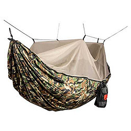 Grand Trunk Skeeter Beeter Hammock, Woodland Camo, 256