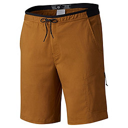 Mountain Hardwear AP Scrambler Short, Golden Brown, 256