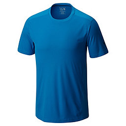 Mountain Hardwear Photon Short Sleeve T, Dark Compass, 256