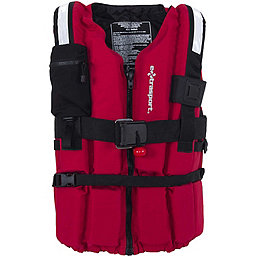 Extrasport Ranger PFD, Red-Black, 256