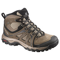 Salomon Evasion Mid GTX, Absolute Brown-X-Burro, 256