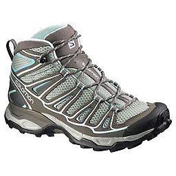 Salomon X Ultra Mid Aero Women's, Titanium-Swamp, 256