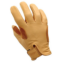 Metolius Belay Glove Full Finger, Natural, 256