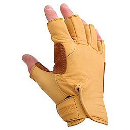 Metolius Climbing Glove - 3/4 finger, Natural, 256